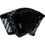 Roland FR1XB Digital Button V-Accordion in Black