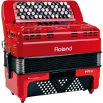 Roland FR1XB Digital Button V-Accordion in Red