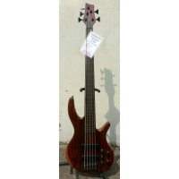 Overwater Progress Deluxe UK Made 5 String Bass, Cocobolo, Secondhand