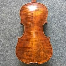 Full-size Stentor Arcadia Antiqued Violin With Carbon Bow & Oblong Case #1884A