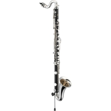 Jupiter JBC1000N Bb Bass Clarinet Outfit With Mouthpiece & Case