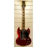 Gibson SG Standard Electric Guitar, Cherry, Secondhand