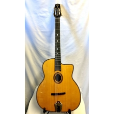 Gitane DG300 Jorgenson Model Gypsy Jazz Guitar with 0-hole (GR52069)