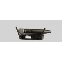 Shure GLXD24UK/SM58 Digital Wireless System with SM58 Mic