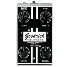 Goodrich F3 Steel Driver III (7A Matchbox With Fuzz)