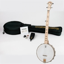 Deering Goodtime 5 String Open Back Beginner Package
