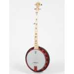 Deering Goodtime Zombie Killer Banjo with Resonator