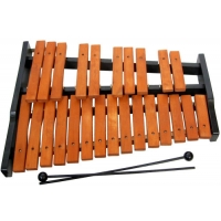 Atlas 25 Note Xylophone with Hard Case GR18051