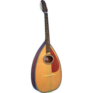 Blue Moon Irish Bouzouki, Pear Shape Body