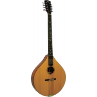 Ashbury Irish Style E Bouzouki in Natural with Case (GR33016)