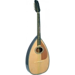 Blue Moon Cittern in Natural with Gig Bag (GR34005)