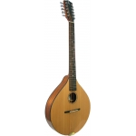Ashbury Celtic Cittern with Case (GR34016)