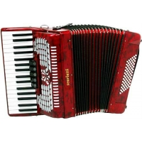 Scarlatti 72 Bass Accordion GR41006R