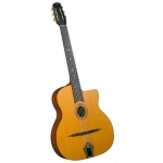 Cigano GJ10 Gypsy Jazz Guitar with 0-hole (GR52029)