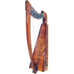 Glenluce 22 String Harp With 22 levers