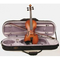 Stentor Graduate Violin 1/2 with Case, Bow & Workshop Set Up (#1542E)