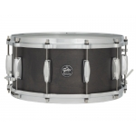 "Gretsch 14"" x 6.5"" Renown Maple Snare Drum, Satin Black"