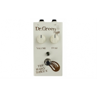 Dr. Green Hairy Tongue Vintage Fuzz Pedal