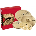 Sabian HHX Evolution Promo Cymbal Set with free 18 O-Zone
