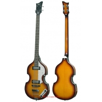 Hofner Ignition Violin Bass Guitar in Sunburst