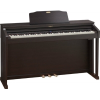 Roland HP504 in Rosewood