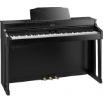 Roland HP603 Digital Piano, Contemporary Black