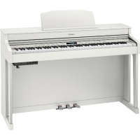 Roland HP603 Digital Piano in White