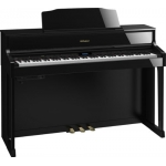Roland HP605 Digital Piano in Polished Ebony Black (HP605PE)