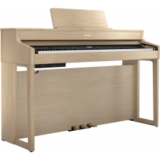 Roland HP702 Digital Piano in Light Oak
