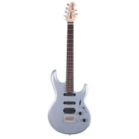 MusicMan Luke HSS in Luke Blue Pre-Owned