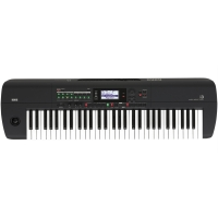 Korg i3 Music Workstation, Black