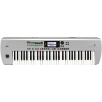 Korg i3 Music Workstation, Silver