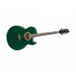 Ibanez EP7 Steve Vai Euphoria, Resonant Forest Green, Secondhand