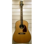Gibson J45 Custom Electro Acoustic Guitar in Natural, Secondhand