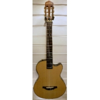 Westcoast SS Solid Slim Electro Nylon Guitar In Natural