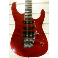 Jackson DK2, Flame Maple Red, Secondhand