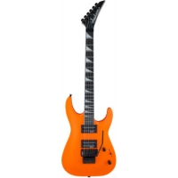 Jackson JS Series Dinky Arch Top JS32 DKA, Neon Orange