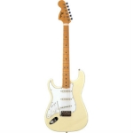 Fender Japanese Made FSR Classic '68 Stratocaster in Vintage White, Lefthanded