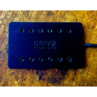 Krivo Micro-Stealth PAF-Style Pickup for Archtop Jazz Guitar