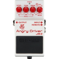 Boss JB2 Angry Driver, Overdrive Pedal 40th Anniversary