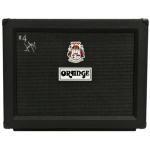 Orange Signature #4 Jim Root PPC212 Speaker Cab