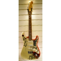 Fender Mexican Made Jimi Hendrix Monterey Stratocaster