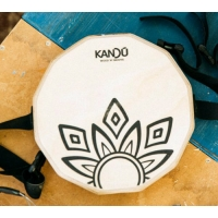 Kandu KTAK Portable 2 Sided Ethnic Snare Drum (5 colours)