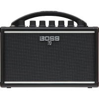 "Boss Katana Mini Battery Powered Amp (7W 1x4"")"