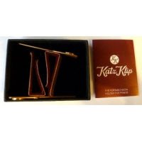 KatzKlip Portable Book Holder For Pianos, Gold