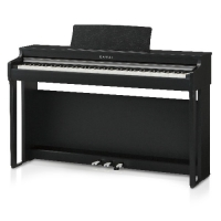 Kawai CN27 Digital Piano, Black Satin