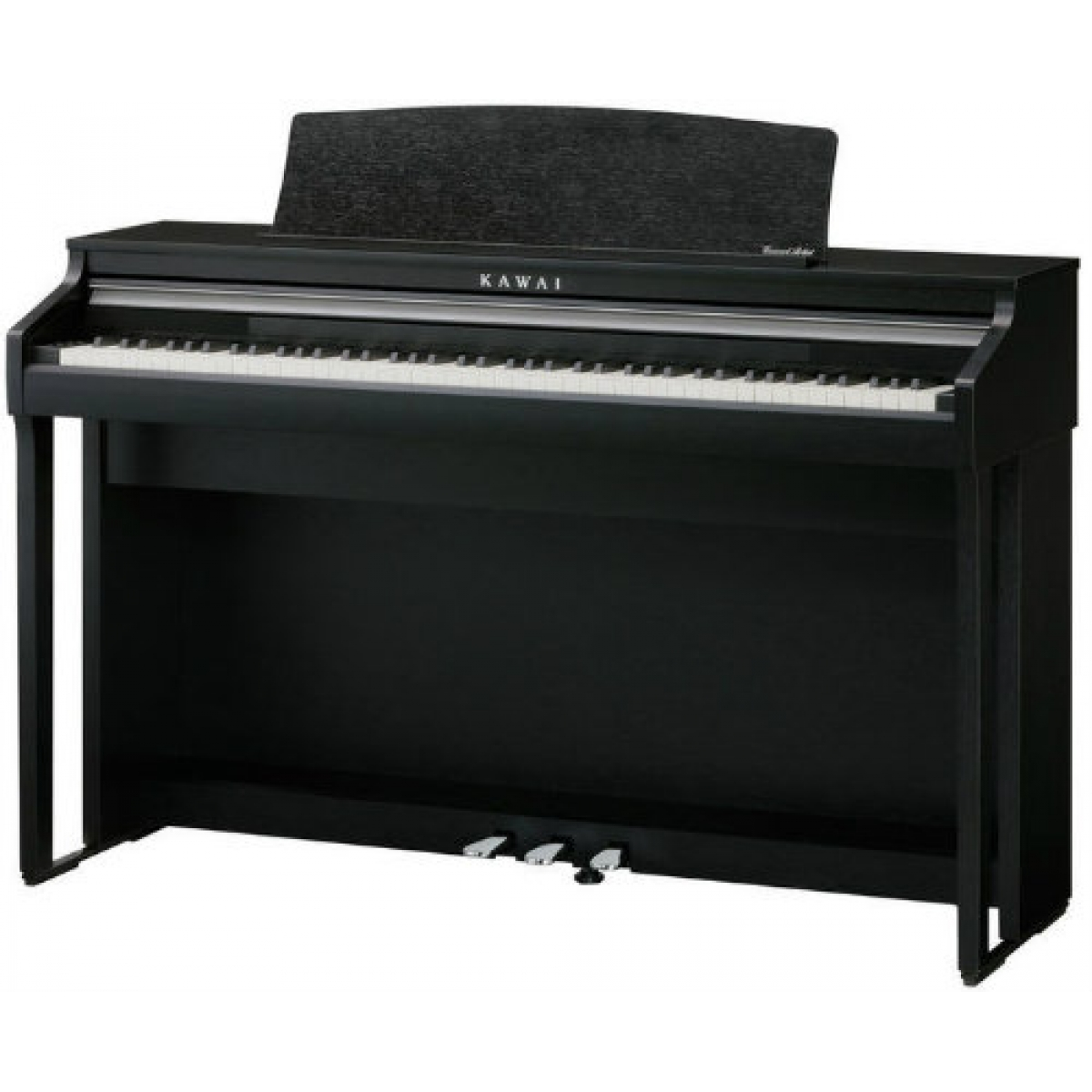 kawai ca48 digital piano black kawai ca48 black at promenade music. Black Bedroom Furniture Sets. Home Design Ideas