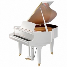 Kawai GL10 Grand Piano in Polished White
