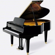 Kawai GL50 Grand Piano in Ebony Polished Black