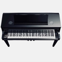 Kawai Novus NV10 Hybrid Digital Piano in Polished Ebony